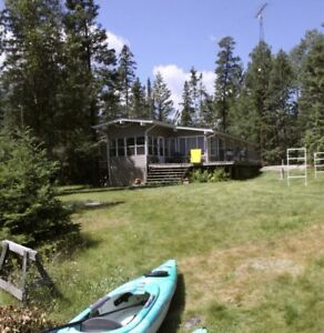 Cottage rental Ingolf On/ Whiteshell