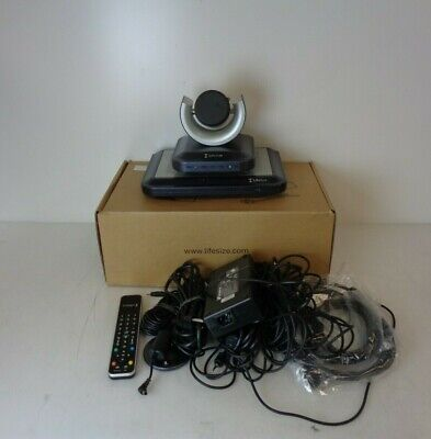 Lifesize Express 220 System With Base Camera Remote Microphone W Power Adapter
