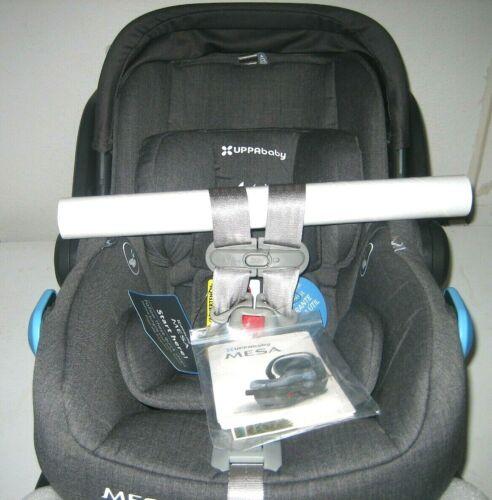 UPPAbaby 1017-MSA-US-JOR022102703 Infant Car Seat - Jake Black