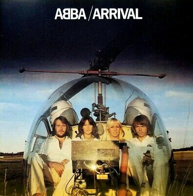 "ABBA ""ARRIVAL""  CD NEVER PLAYED / EXCELLENT / MINT CONDITION / FREE SHIPPING"