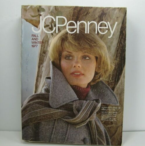 1977 JCPenney Catalog Fall And Winter 1977 1375 Pages Fashion Electronics Decor