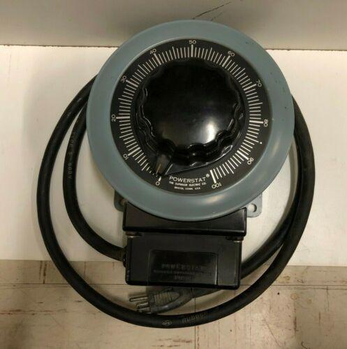 Powerstat Variable Autotransformer 3PN136B 50/60 Hz