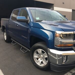 silverado powerstep cab crew by running gmc sierra extended research electric and boards chevy for amp