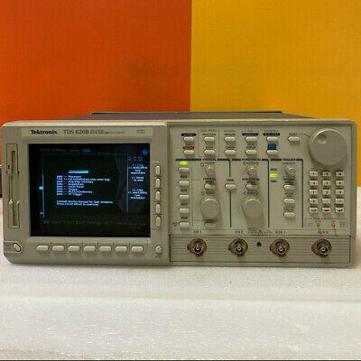 Tektronix Tds620b 500mhz 2.5 Gss Two-channel Digitizing Oscilloscope