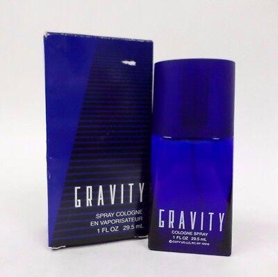 Gravity By Coty Spray Cologne For Men 1 Fl Oz 29 5 Ml New In Box