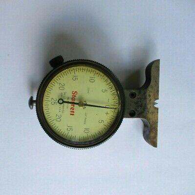 Starrett No. 643-131 Dial Depth Indicator .0005
