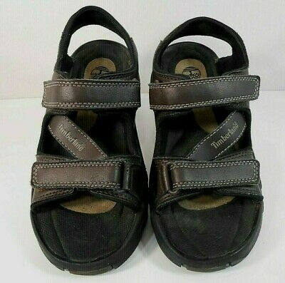 Timberland Boys Sandals (Timberland Boys Sandals Water Shoes Childrens/Youth Sz 3 Leather EZ Straps)