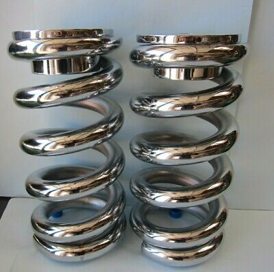 Lowrider Hydraulics 45 ton coils full stack  extended shallow cup all chrome