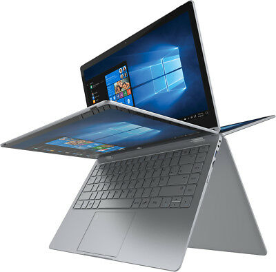 "TrekStor Primebook C13 64GB SSD WiFi Convertible Notebook 13,3"" Touch Display"