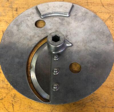 Waring Commercial Food Processor Caf 12 18 Kitchen Equipment Med Slicer Blade