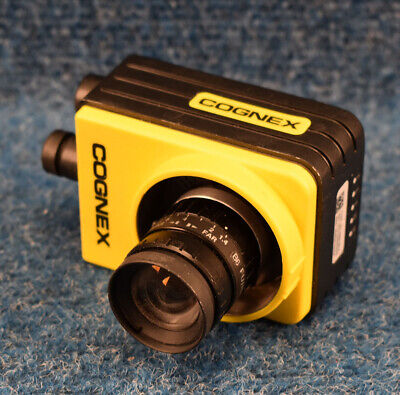 Cognex Is7010-01 In-sight Vision Camera Sensor 825-0343-1r F W Fujinon Nf9ha-