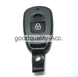 Remote FOB Key Shell Case For 2001 2002 2003 HYUNDAI Elantra SANTA FE