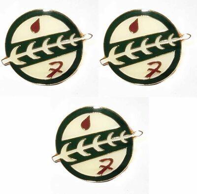 Star Wars Boba Fett Family Crest Costume Enamel Metal Pin Set of 3 (Family Of 3 Costumes)