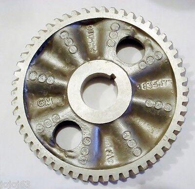 Timing Gear  Aluminum  Nos Gm 3835473   39 62 Chevy Car  Truck  53 55 Corvette