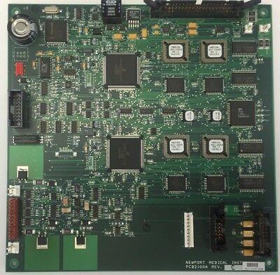 Medtronic Covidien Newport E360 Main Board Pcb2100a