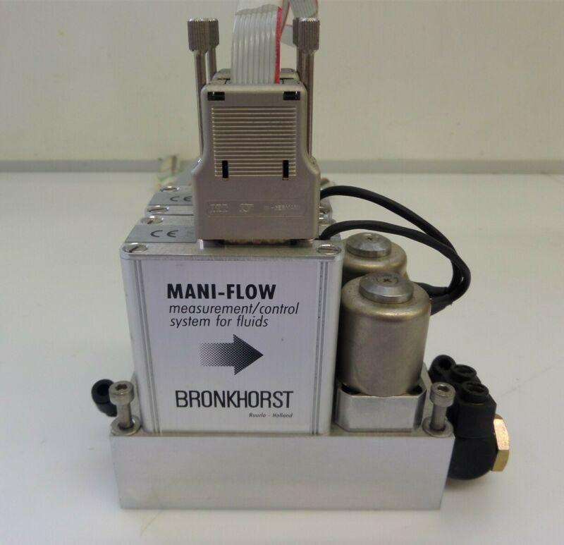Bronkhorst Mani-Flow 2-Channel Flow Manifold MIC-201F