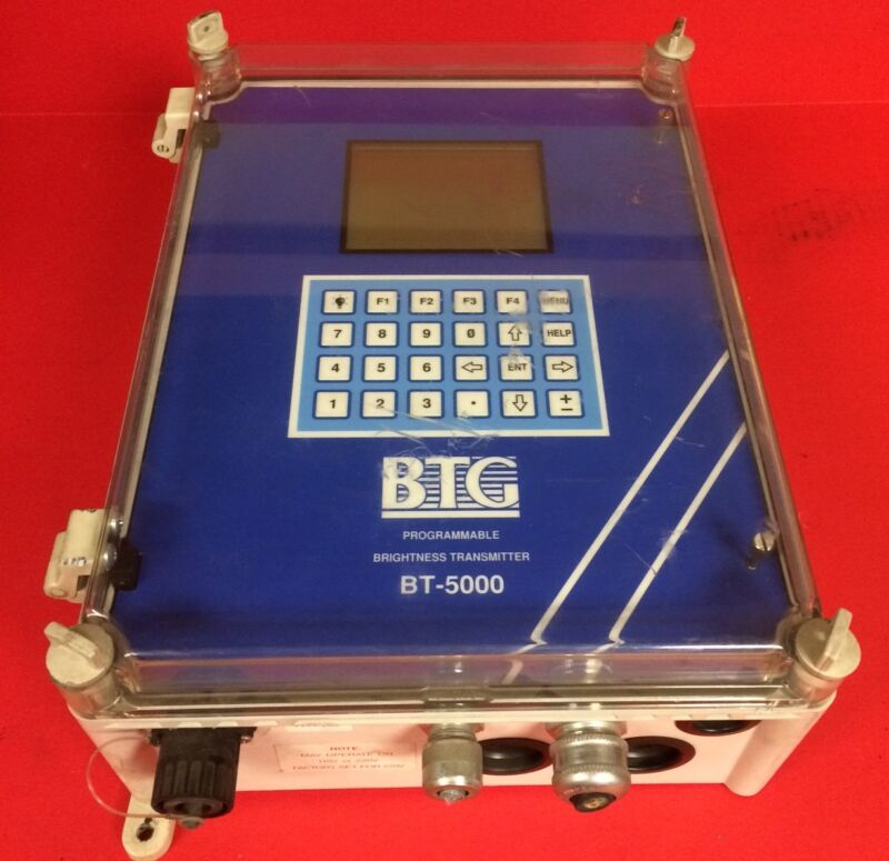 BTG Programmable Brightness Transmitter Model BT-5000 ~ 110 to 220V