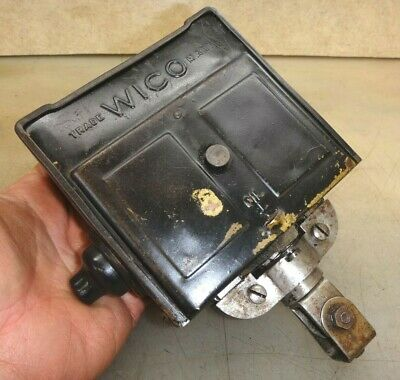 Wico Ek Magneto Ser No. 945371 Old Hit Miss Gas Engine For Cushman Cub