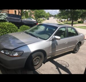 Honda Accord $1000