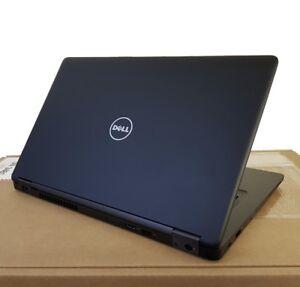 Dell latitude, 7th gen i5, 8gb, 1 terabyte HD + 4K