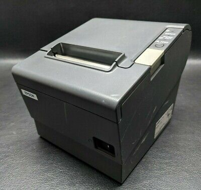 Epson Tm-t88iv 834 Thermal Parallel Pos Receipt Printer M129h