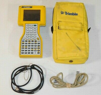 Trimble Tsce Data Collector Gps Survey Controller Field Equipment Control Unit