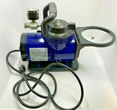 Roscoe Medical Ros-comp Heavy Duty Suction Machine Used