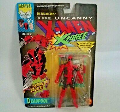 The Uncanny X-MEN X-Force Deadpool W/Spring Out Dagger Item# 4957