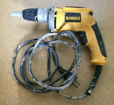Dewalt Dw272 4000rpm Variables Speed Drywall Screw Gun F