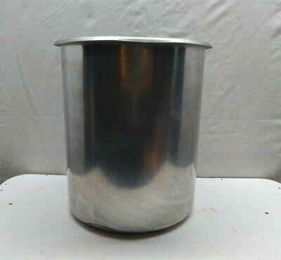 Bloomfield Industries Sti-12 Stainless Steel 12 Qt Steam Pot Inset Pan No Lid
