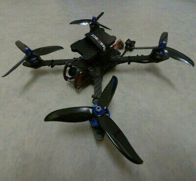 Custom RC Racing Drone 2600Kv DYS Motors F4 FC FrSky RX Foxeer Camera 5.8GHz FPV