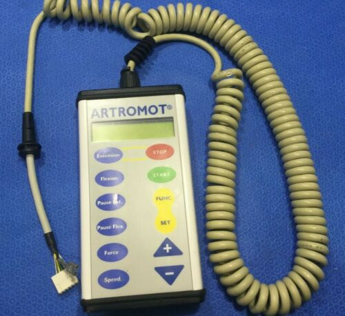 ARTROMOT K3 KNEE CPM HAND CONTROLLER  Ref 0.0032.113 ORMED GMBH & CO.     kp