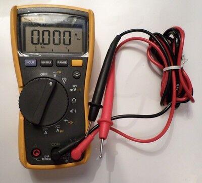 Fluke 115 Electrical Multimeter 31962299ws123