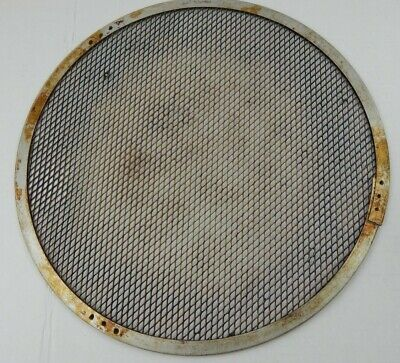 Qty. 16 Restaurant Grease Filters Trap Commercial Range Hood 14 Inch Round- Used