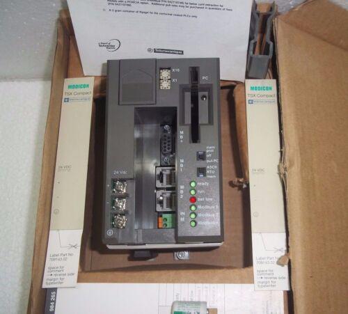 Modicon Pc-e984-265 Tsx Compact Cpu Module Pce984265