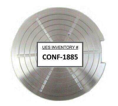 Varian Semiconductor Equipment E11001574 200mm Chuck Plate Vsea Working Surplus
