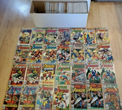 Avengers 1st series  145-400 Pick Your Issue!!! Cheap Flat Rate Shipping!!!