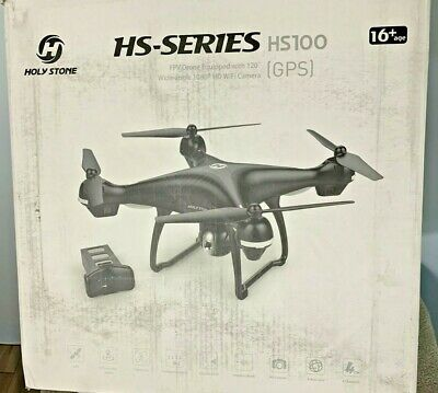 Holy Stone HS100 GPS drone with 1080P HD camera FPV Quadcopter