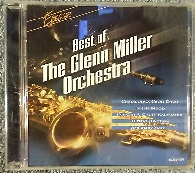 Best Of The Glenn Miller Orchestra CD 1997 (a12) Big Band