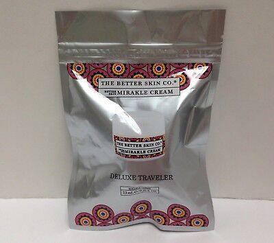 The Better Skin Co Mirakle Cream Deluxe Traveler - 7.3 ml / 0.25 fl