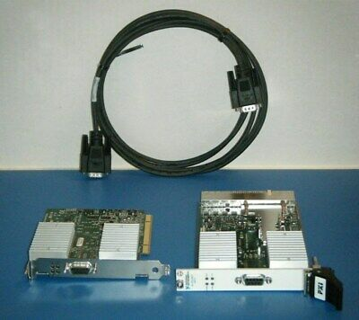 Ni Mxi-4 Pxi-pci8331 Pxi-8331 Pci-8331 3m Cable National Instruments Tested