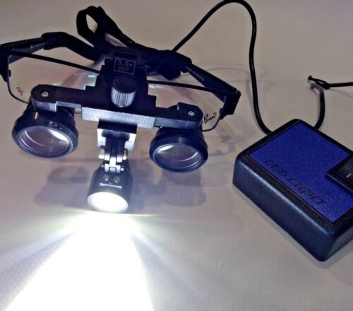 Dental LED Loupe Rechargeable