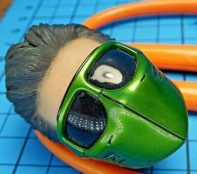 Spiderman 3 New Goblin Mask (Hot Toys 1:6 MMS151 Spider-Man 3 New Goblin Figure - Masked Head)
