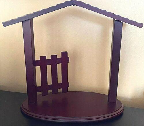 Kirkland  Nativity 75177 Red Box ~ Replacement Piece ~ Wooden Creche