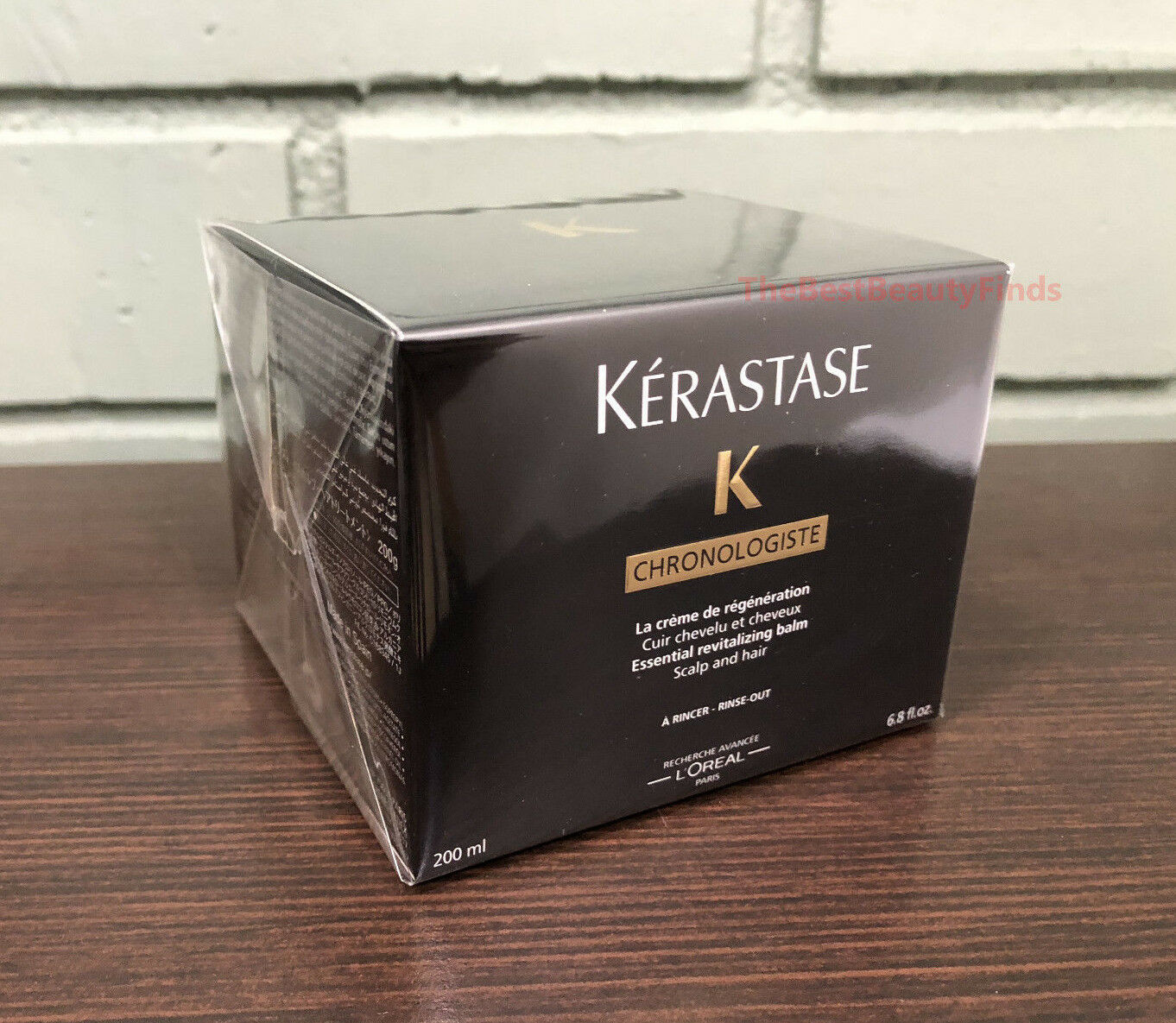 Kerastase Chronologiste Masque Essential Revitalizing Balm 6