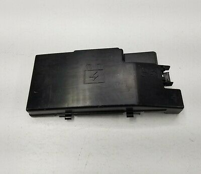 Fuse Box Lid Cadillac DTS Under Rear Seat 2006 2007 2008 2009 2010 2011 OEM 9651
