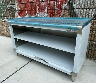 Tea Urn Cabinet 30 X 60 Coffee Table Stainless Steel - Nsf
