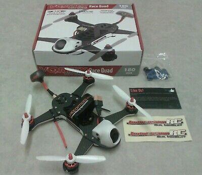 ImmersionRC Vortex 180 PRO RC Racing Drone Quadcopter Camera FPV OSD Ready More