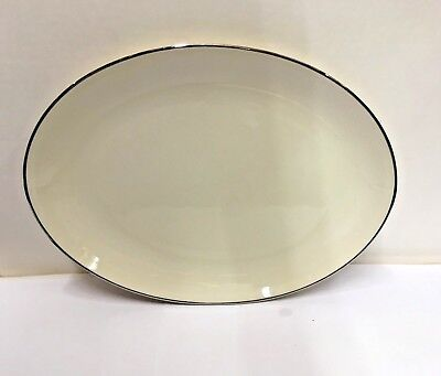 "Pickard JULIET Oval Serving Platter (12-5/8"")"