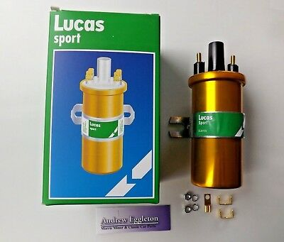 Genuine LUCAS High Performance Standard 12v Sports Ignition Coil DLB105